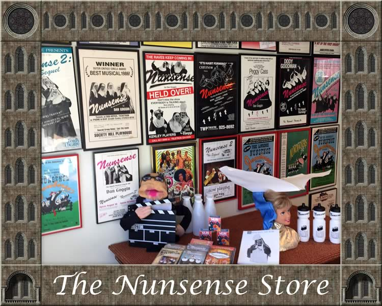 New From the Nunsense Store!