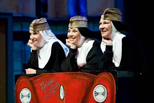 The Saint Andrews Sisters of Hoboken
