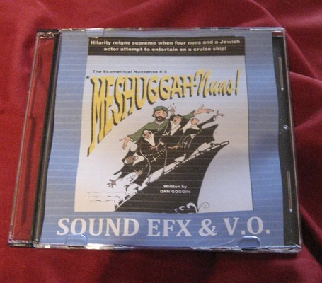 Meshuggah-Nuns Sound Effects CD