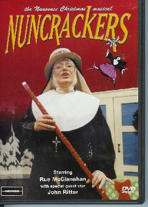 Nuncrackers DVD